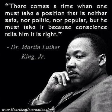 MLK safe